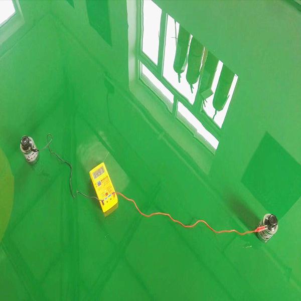 环氧防静电自流平地坪漆系统