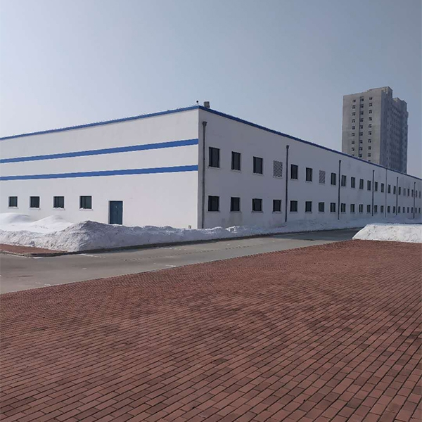 黑龙江天龙药业有限公司综合外用制剂车间4500㎡环氧自流平